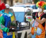 Esenler'de Anneler Günü Tüm Sokaklarda Kutlandı