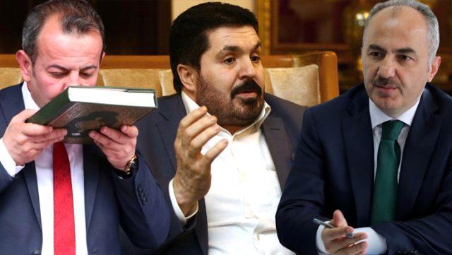 """""""Korona döneminin en başarılı belediye başkanları"""" anketinde zirvede AK Partili Rahmi Metin var"""