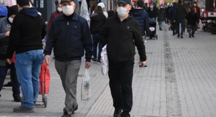 İstanbul'da 65 yaş üstü için sokağa çıkma kısıtlaması!