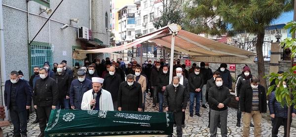 Esenler Zabıta Müdürü Mustafa Albayrak'ın acı kaybı!