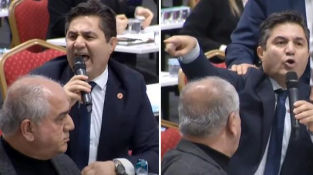 "İBB Meclisi'nde ""Şantajcı"" lafı ortalığı karıştırdı"