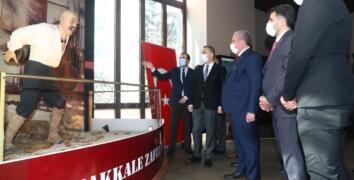 TBMM Başkanı Şentop Bağcılar Belediyesini ziyaret etti