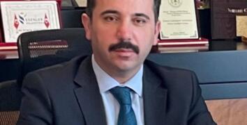Başkan Yardımcısı Gökçebaş'tan sürpriz istifa!