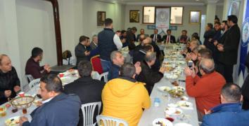 Esenler Rizeliler Derneği, Siyasileri ve STK'ları kahvaltıda buluşturdu